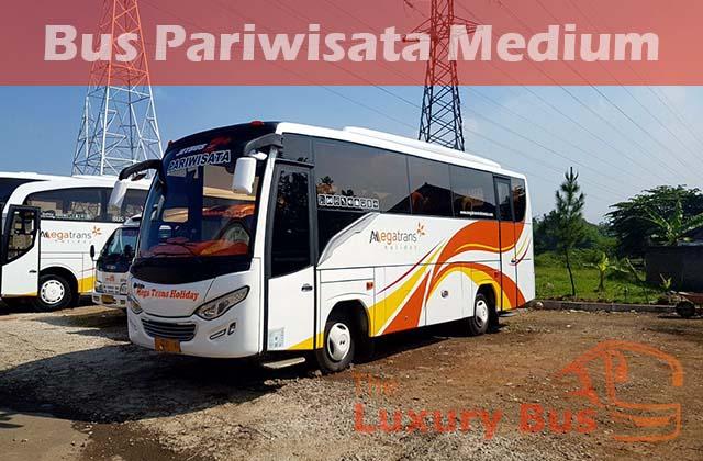 Sewa Bus Pariwisata Bandung ke Surabaya