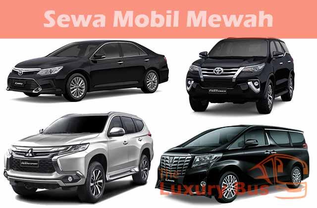 Sewa Mobil Mewah di Bandung Murah