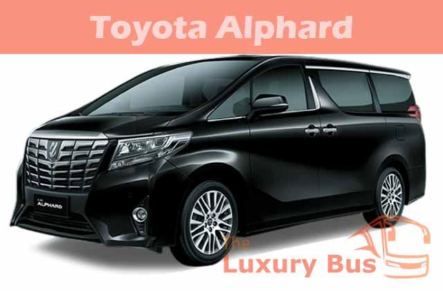 Sewa Mobil Mewah di Bandung Toyota Alphard